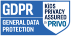 GDPR - General Data Protection (Kids' Privacy Assured Privo)