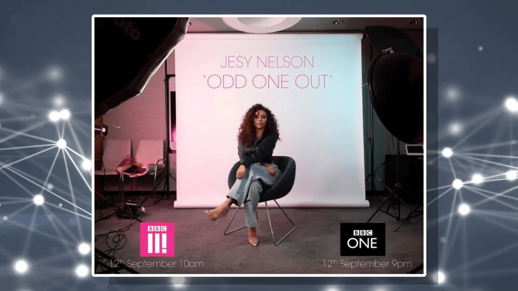 Jesy Nelson's BBC documentary