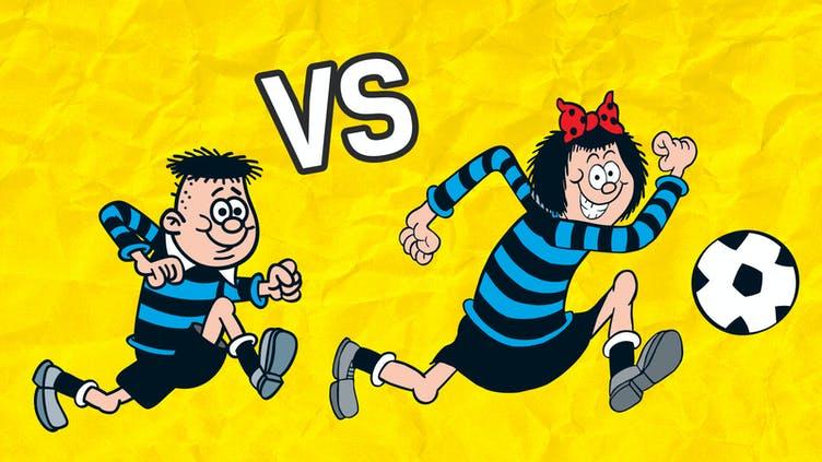 Sidney vs Toots 2