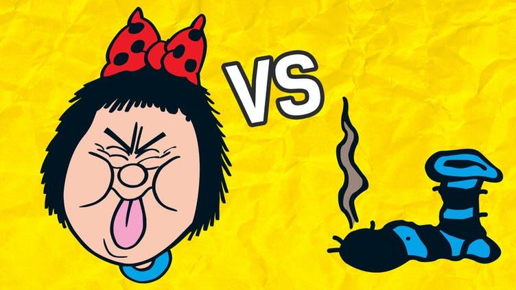 Sidney vs Toots 4