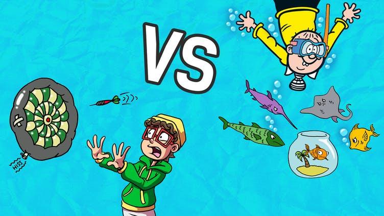 Pieface vs Smiffy 5
