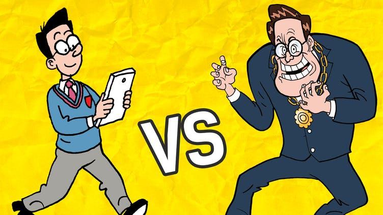Walter vs. Mayor Wilbur 1