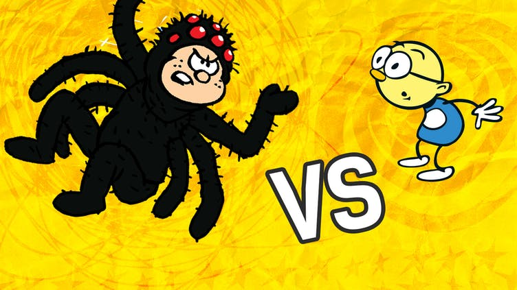Les Pretend vs The Numskulls 5