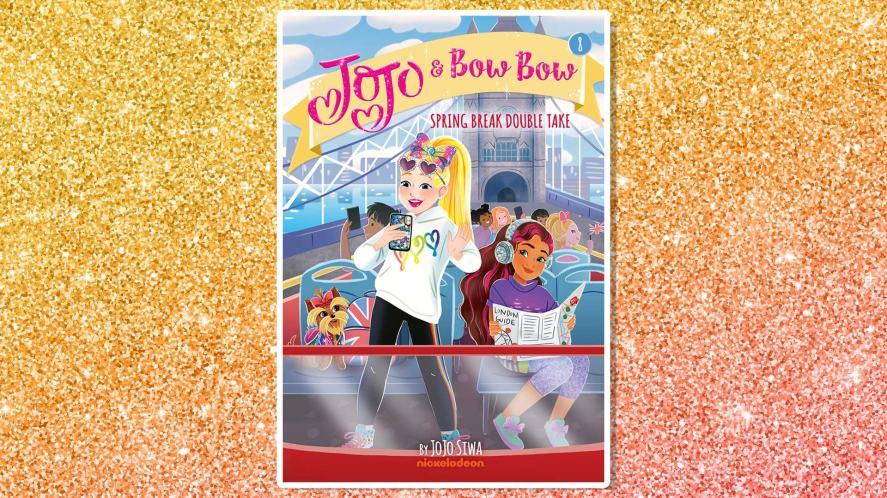 JoJo Siwa's new book