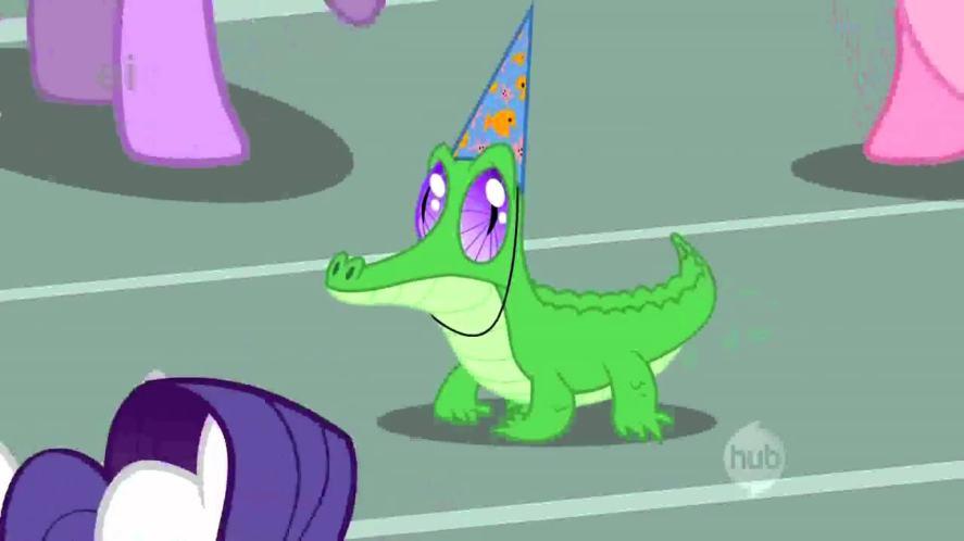 Pinkie Pie's alligator