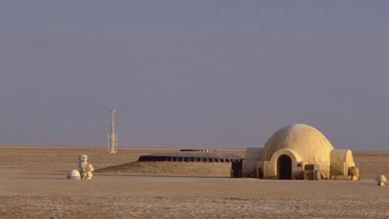 Luke Skywalker's home