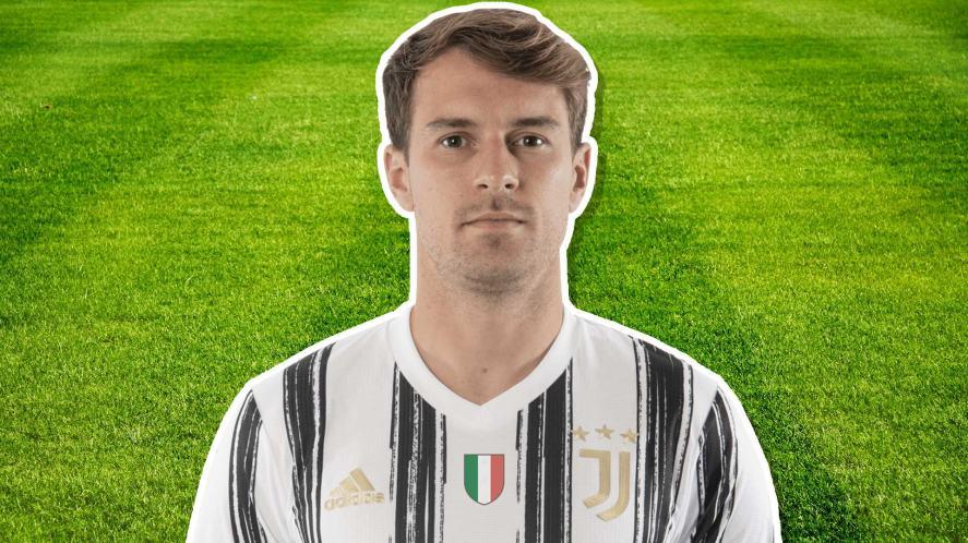 Juventus' Aaron Ramsey