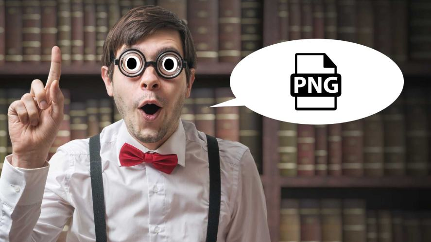 How to say PNG