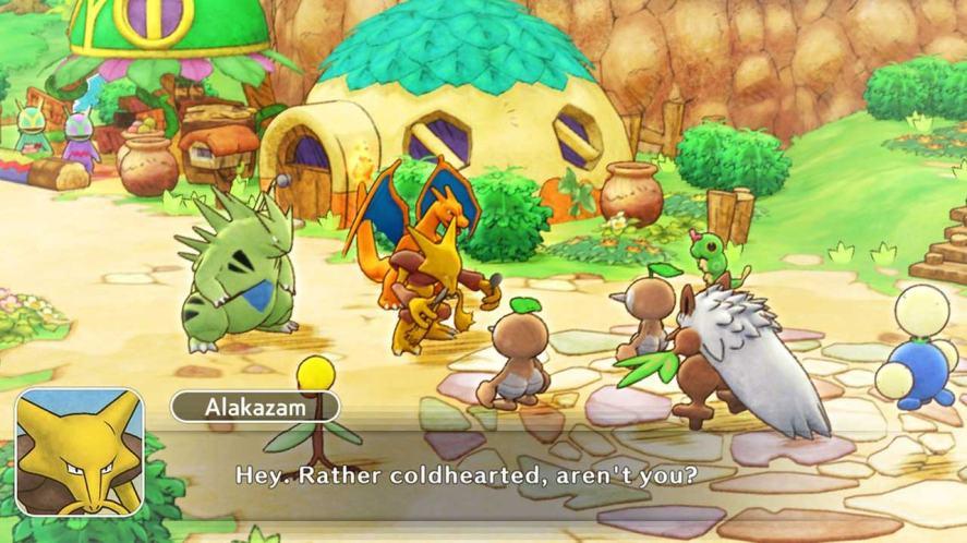 Pokémon Mystery Dungeon: Rescue Team DX