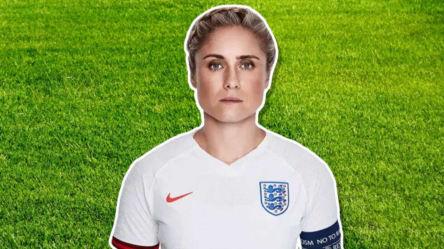 England Women's captain Steph Houghton