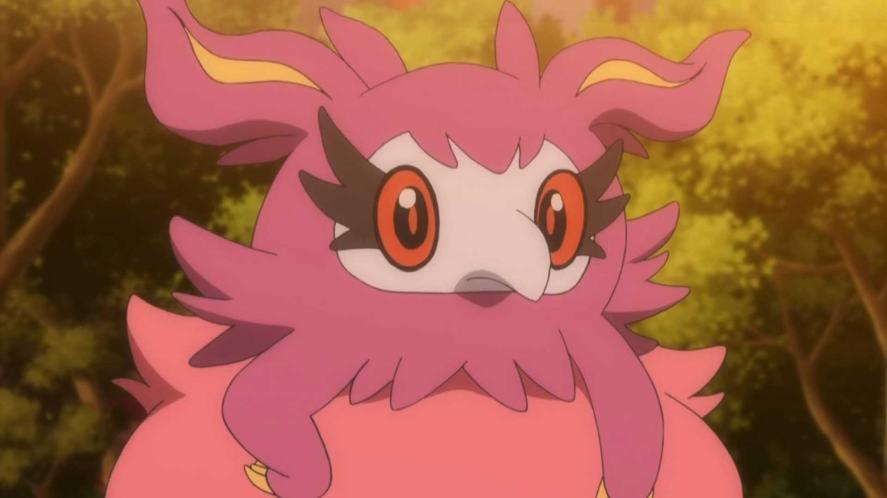 Spritzee the Pokemon
