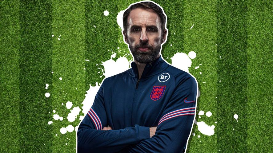 The current England manager