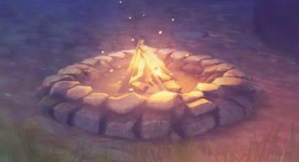 Fortnite campfire