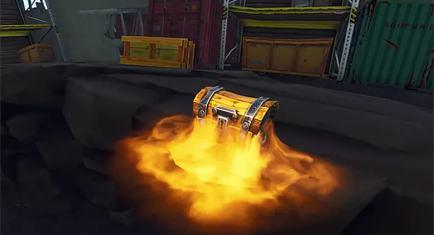 Fortnite chest