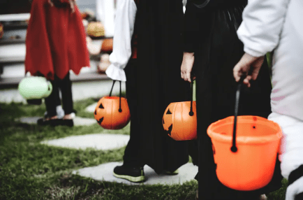 Trick and treating