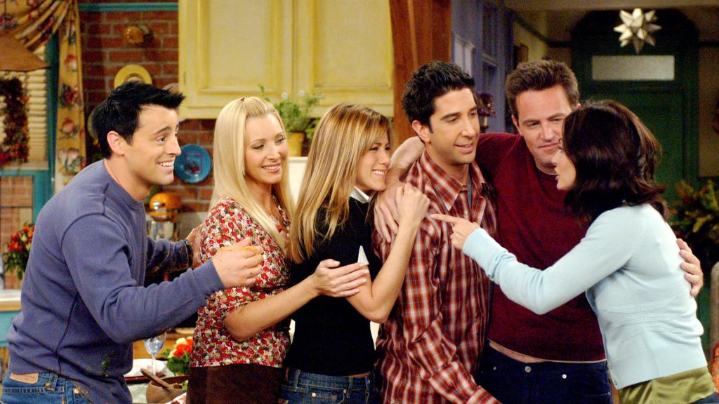 Friends | Warner Bros. | NBC