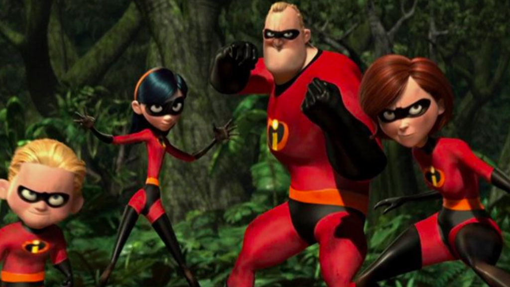 The Incredibles | Disney Pixar | Brad Bird | John Walker