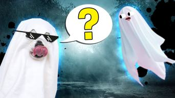 Ghosts quiz