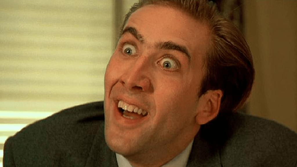 Vampire's Kiss | Hemdale Film Corp. | Robert Bierman |  John Daly Derek Gibson Barry Shils Barbara Zitwer