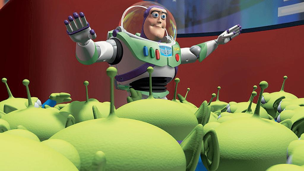 Toy Story | Pixar | Bonnie Arnold Ralph Guggenheim | John Lasseter