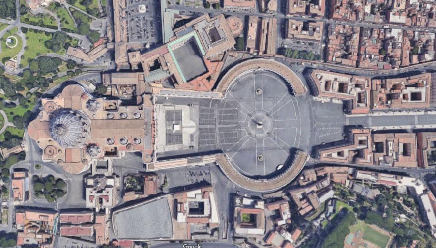 Famous Addresses Google Map 1
