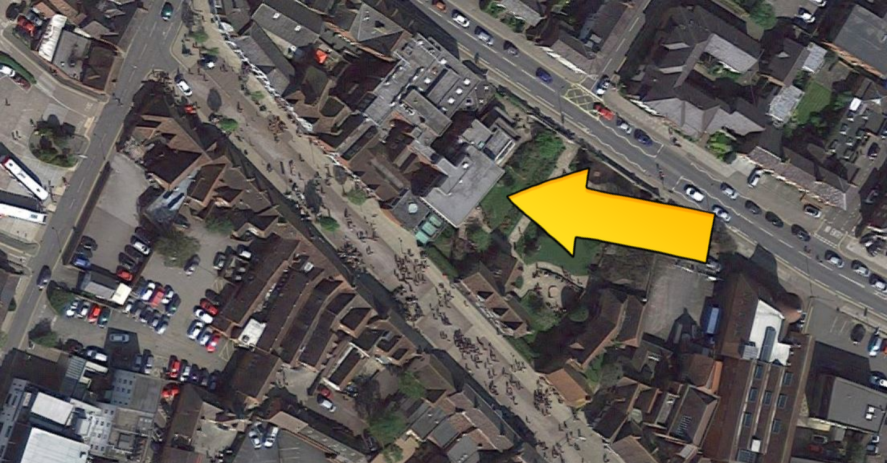 Famous Addresses Google Map 4