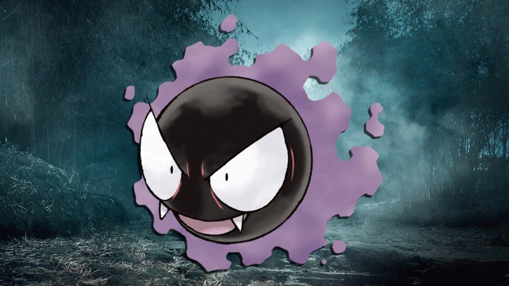 A Pokémon character