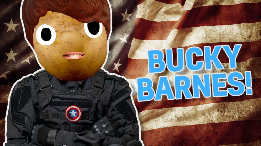 Result: Bucky Barnes