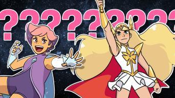 She-Ra quiz