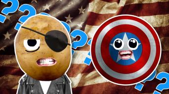 Which Captain America Character Are You Quiz