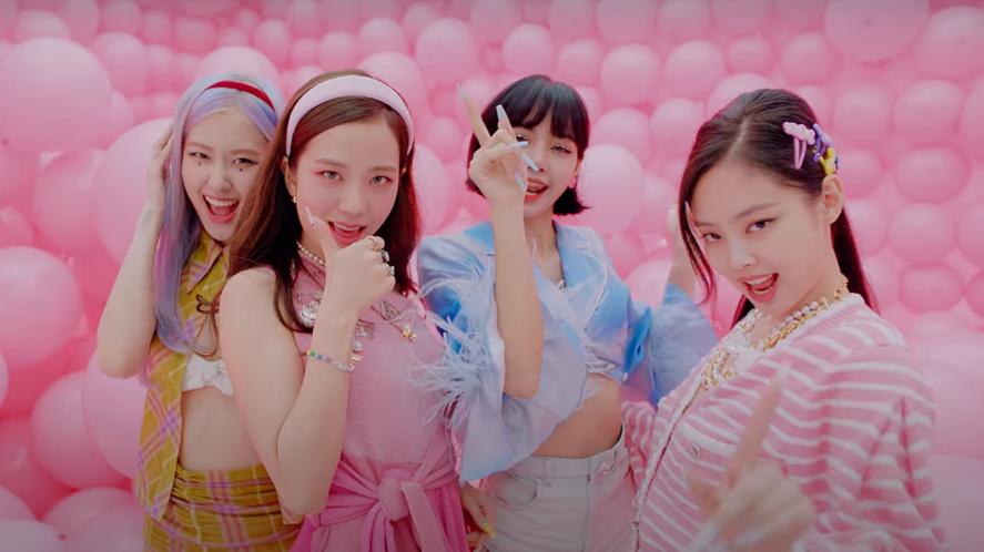 Black Pink music video