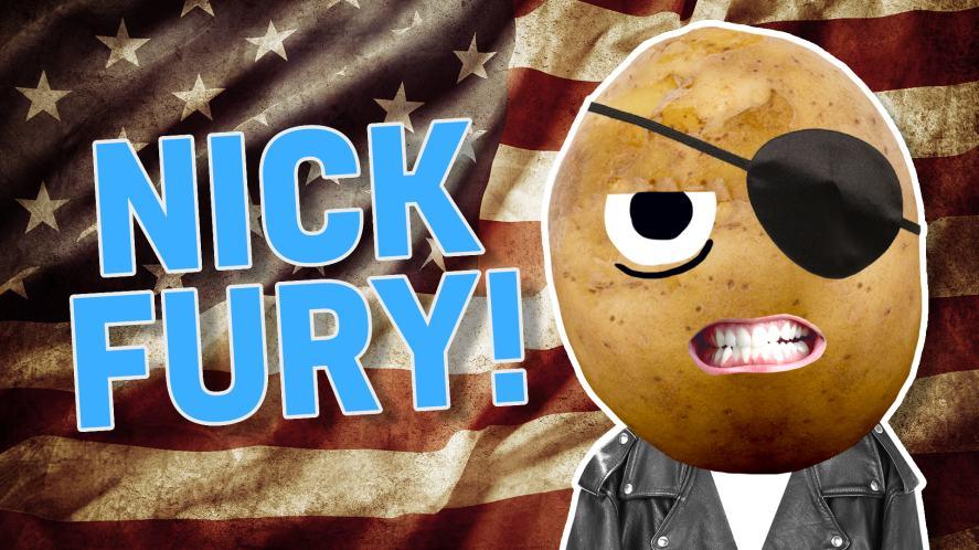 Result: Nick Fury