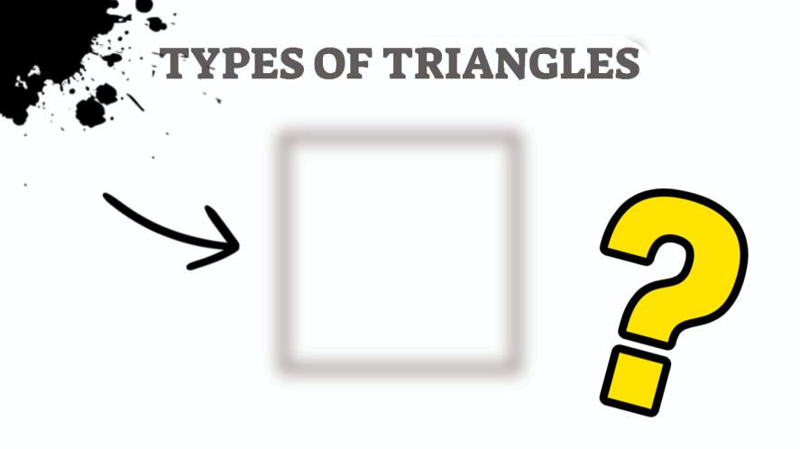 A four-sided shape
