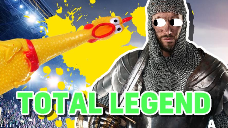 Result - Total legend