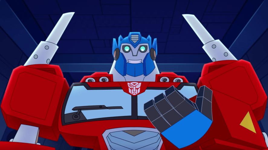 Transformers quiz