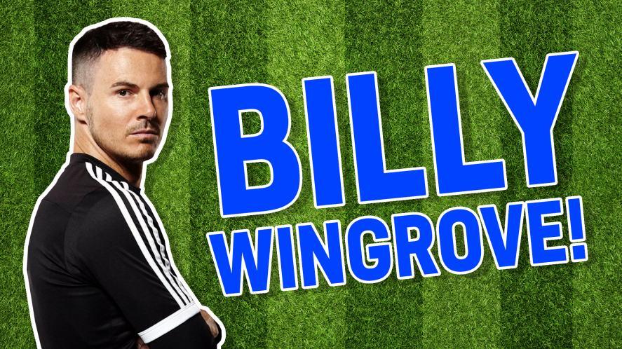 Result: Billy Wingrove