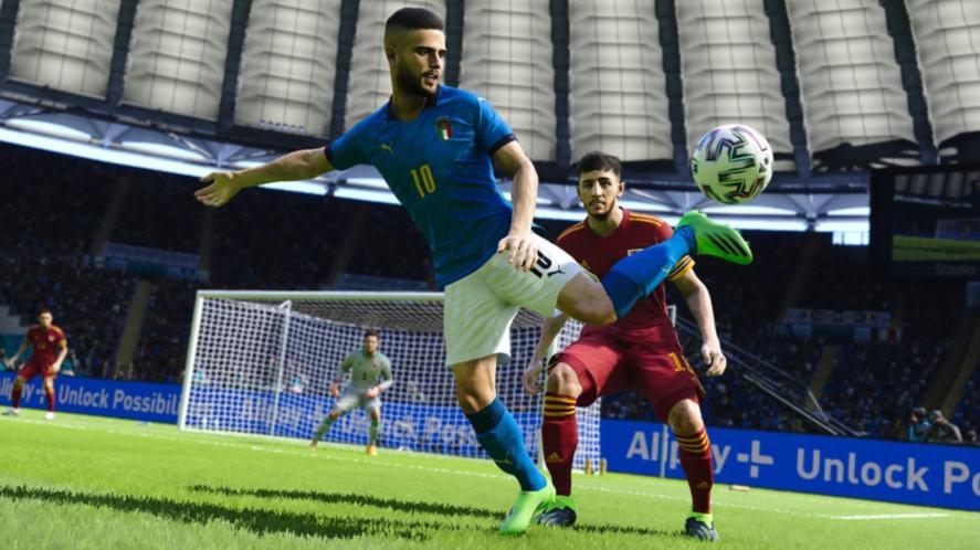 UEFA EEURO PES update 2021