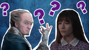Thumbnail for A series of Unfortunate Events Quiz
