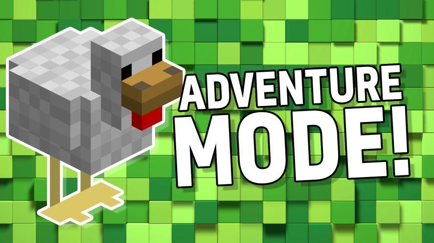 Minecraft: Adventure Mode