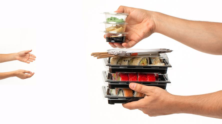 Japan food delivery