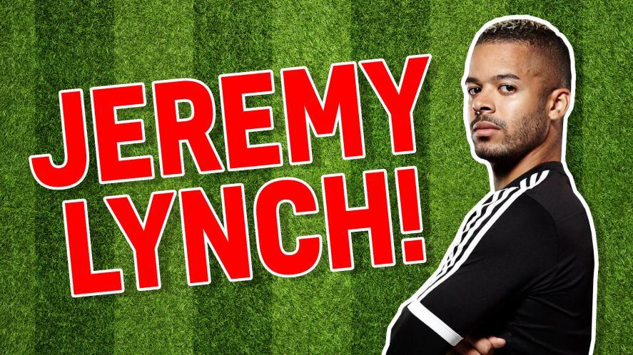 Result: Jeremy Lynch