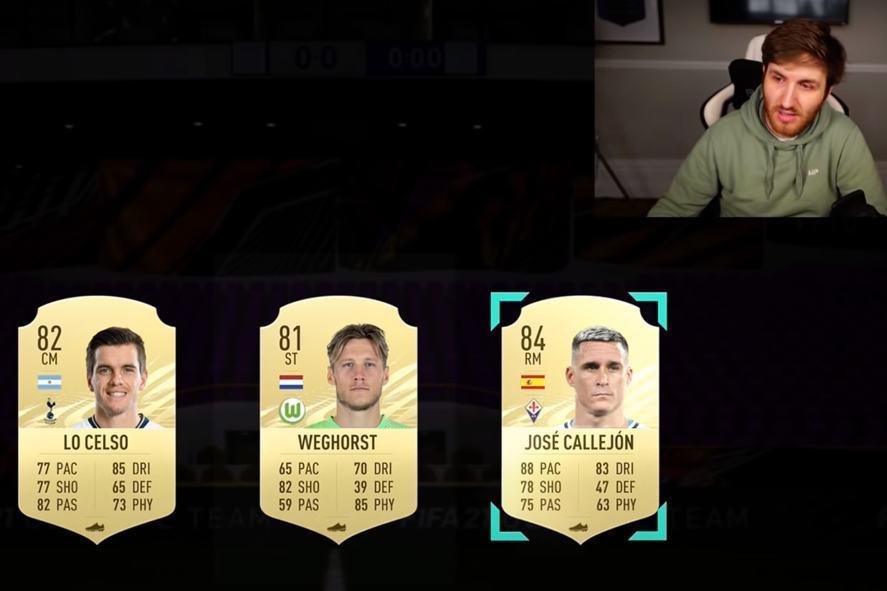 FIFA FUT cards