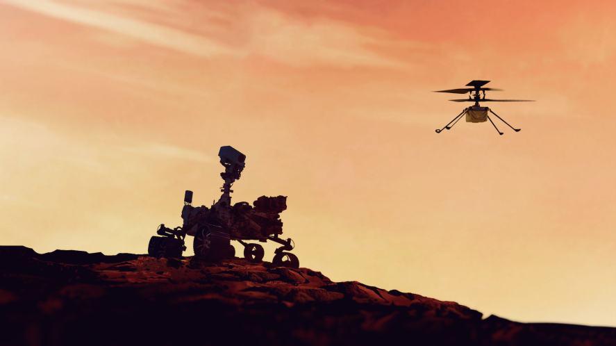 Rovers on Mars
