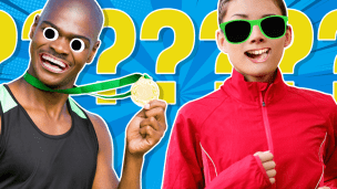 Sports Day personality quiz