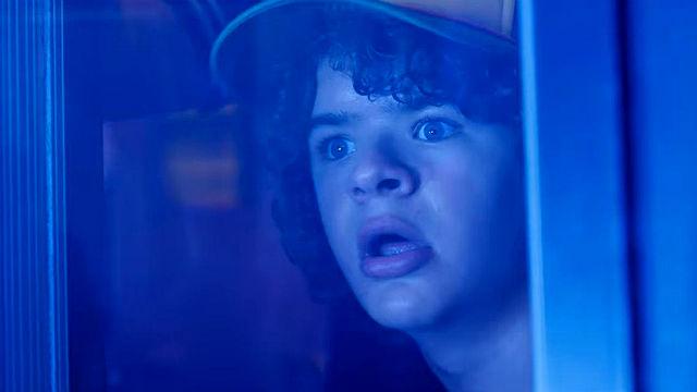 Dustin in Stranger Things