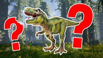 T-rex trivia quiz