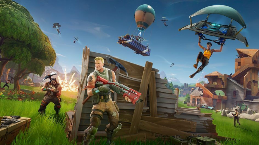 Battle Royale Game Play