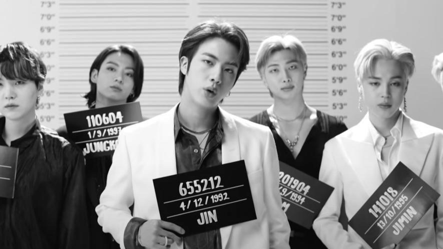 BTS music video screen shot