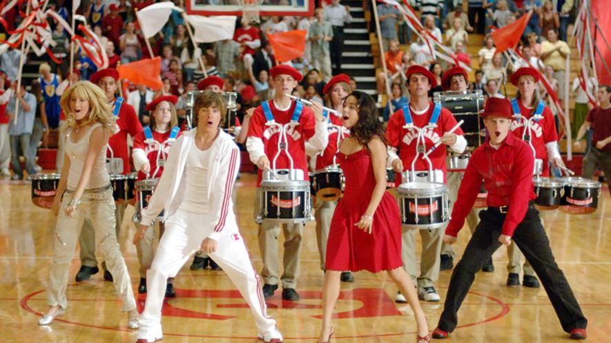 High School Musical still