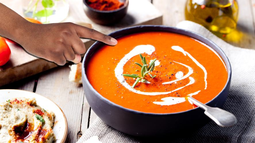 Some tasty soup